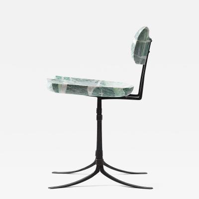 Erickson Woodworking Sandhill Chair in Mariposite