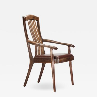 Erickson Woodworking Upholstered South Yuba Chair