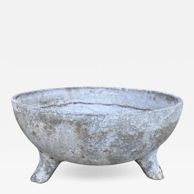 Eternit SA Willy Guhl Half urn Cauldron Planter