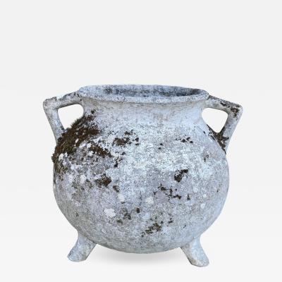 Eternit SA Willy Guhl Urn Cauldron Planter
