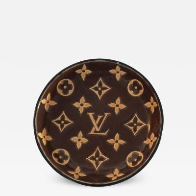 Fa enceries et Emaux de Longwy Louis Vuitton Bowl 20th Century