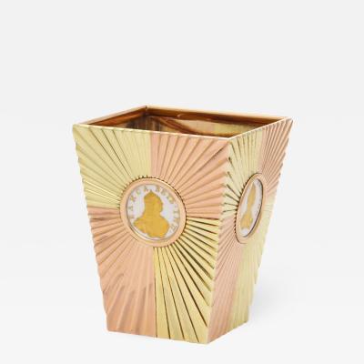 Faberg Faberg Miniature Waste Basket