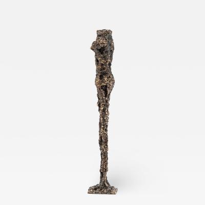 Fakasaka Dark Bronze Vessel