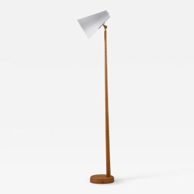 Falkenbergs Belysning Scandinavian Midcentury Floor Lamp by Falkenbergs Sweden