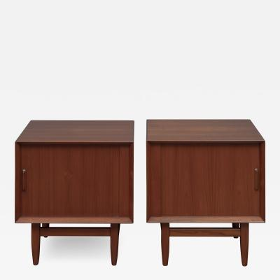 Falster Scandinavian Modern Nightstands by Falster