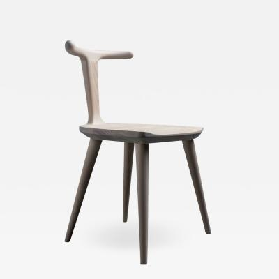 Fernweh Woodworking OXBEND CHAIR WHITE ASH