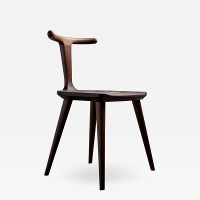 Fernweh Woodworking Oxbend Chair Walnut