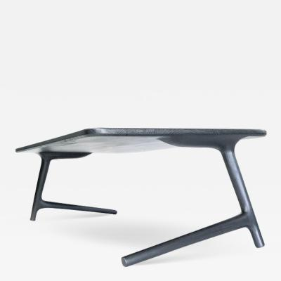 Fernweh Woodworking THE COFFEE TABLE CHARCOAL ASH