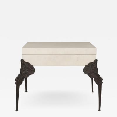 Fisher Weisman Cloud Box Tea Table