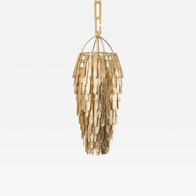 Fisher Weisman Gilded Cage Pendant