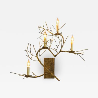 Fisher Weisman Woodland Wall Sconce