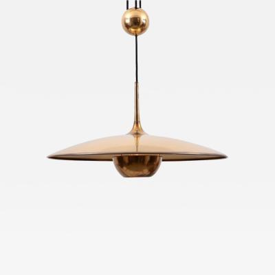 Florian Schulz Florian Schulz Onos Polished Brass with Centre Counterweight