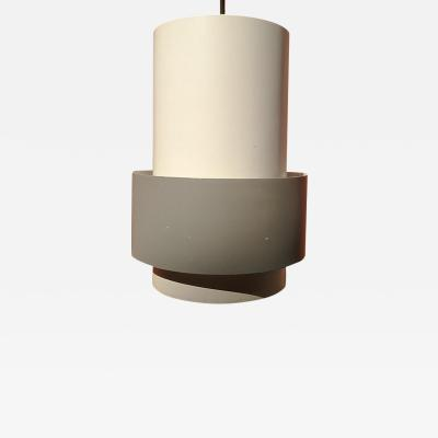 Fog M rup Danish ceiling lamp by Jo Hammerborg for Fog and M rup 1960s