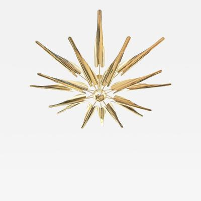FormA by Gaspare Asaro Dahlia XXI Ceiling Light by formA