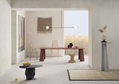 Forma Cemento Betti Low Table I