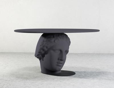 Forma Cemento Betti Low Table II