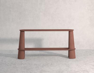 Forma Cemento Fusto Console Table