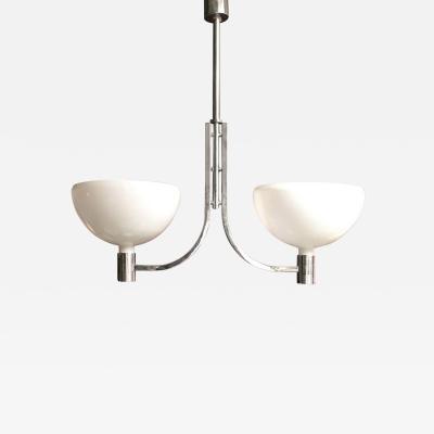Franco Albini Franca Helg AM AS chandelier by Franco Albini and Franca Helg for Sirrah 1969