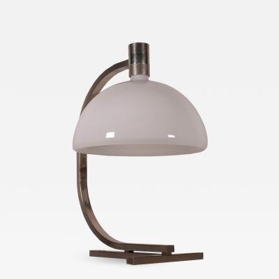 Franco Albini Franca Helg Antonio Piva Lamp Metal and Glass 1960s Franco Albini and Franca Helg Sirrah