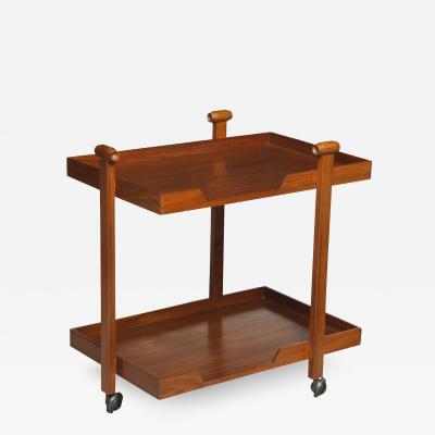 Franco Albini Franca Helg CR20 Bar Cart by Franco Albini Franca Helg for Poggi