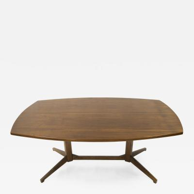 Franco Albini Franca Helg Rosewood table TL22 by Franco Albini Franca Helg circa 1958