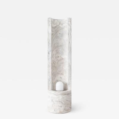 Frederik Bogaerts Jochen Sablon Gestalt Floor Lamp Signed by Frederik Bogaerts and Jochen Sablon