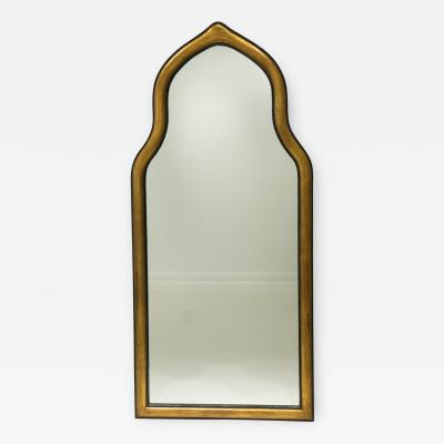 Friedman Brothers Gilt Gesso Arched Pier Mirror