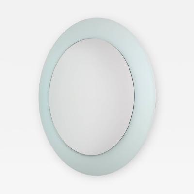 Full Circle Modern Original Full Circle Modern Original Round Acrylic Frame Mirror