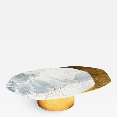 GRZEGORZ MAJKA LTD Epicure II Contemporary Center Table