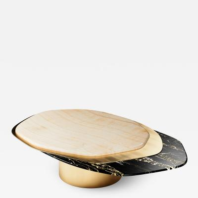 GRZEGORZ MAJKA LTD Epicure VI Contemporary Center Table