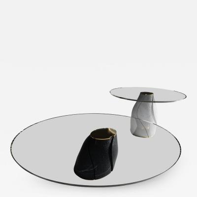 GRZEGORZ MAJKA LTD The Diamond Addiction One of a Kind Coffee Table Set by Grzegorz Majka