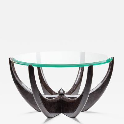 GRZEGORZ MAJKA LTD The Diamond Ring Marble Coffee Table by Grzegorz Majka