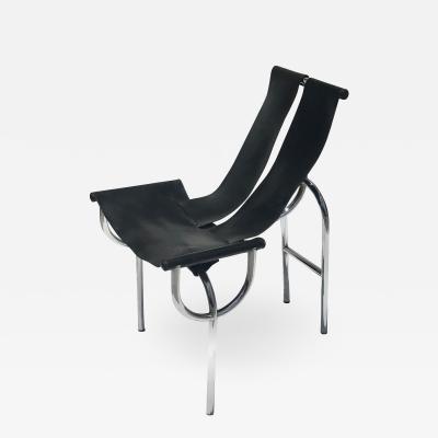 Gabetti Isola TRI 15 Chair by Roberto Gabetti Aimaro Isola for Arbo