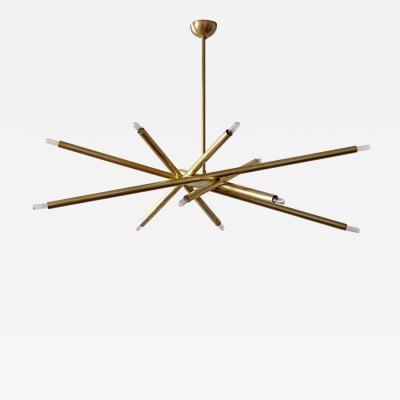 Gallery L7 Spiral VL 6 Chandelier