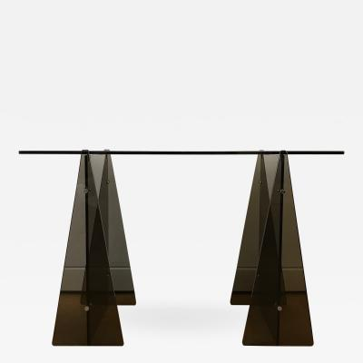 Gallotti Radice Console Sofa Table Desk
