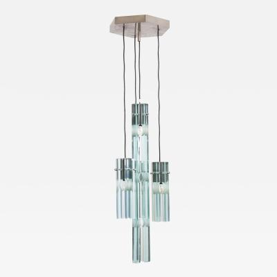 Gallotti Radice Four Drop Pendant Light