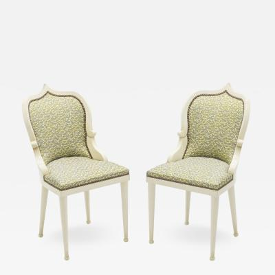 Garouste Bonetti Extremely rare set of 15 Garouste Bonetti Palace dining chairs 1980