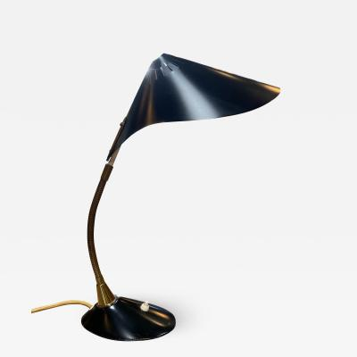 Gebr der Cosack Cosack Table Lamp Brass Standard and Mouille Style 1960s