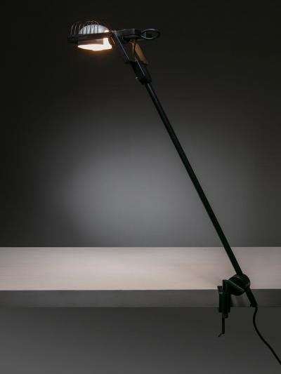 Giovanni Gismondi Large Set of Sintesi Clamp Lamps by Ernesto Gismondi for Artemide