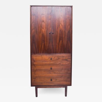 Glenn of California Mid Century Mod Glenn of California Walnut Cabinet Dresser by Richard Thompson