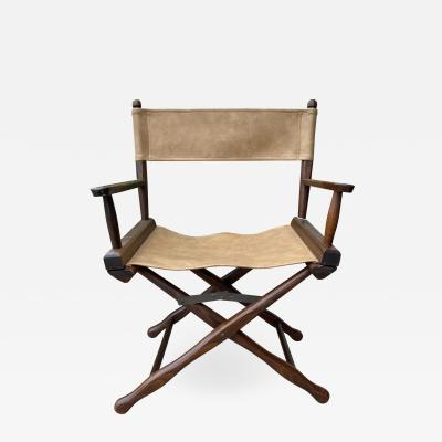 Gold Medal 1960s Folding DIRECTORS Chair by Gold Medal Folding Furniture Co Racine WI