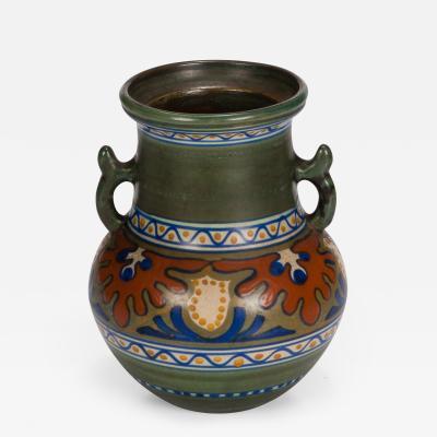 Gouda Large Gouda Vase with Handles