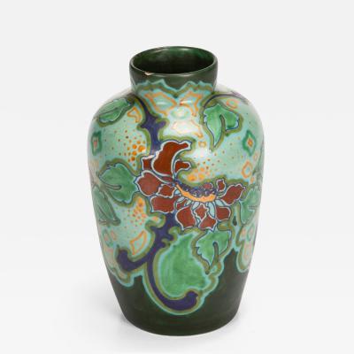 Gouda Large Green Gouda Vase