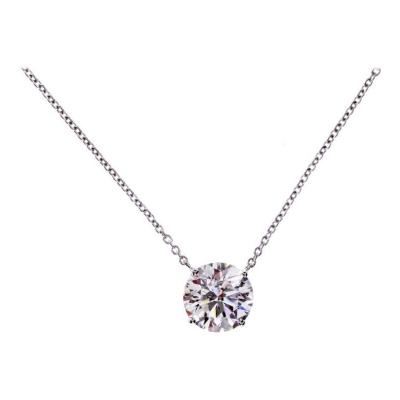Graff Graff Diamond Solitaire Necklace