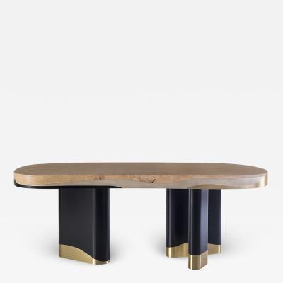 Greenapple Sistelo 6 Seat Dining Table by Greenapple