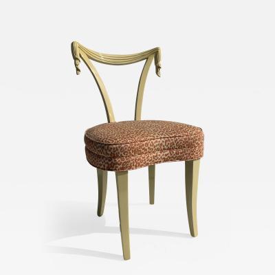 Grosfeld House Grosfeld House Draped Vanity Chair