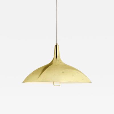 Gubi Paavo Tynell 1965 Pendant Lamp in Brass