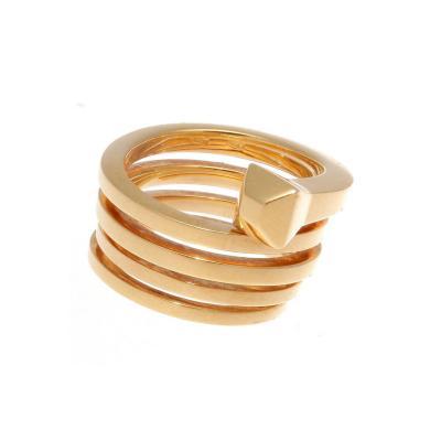 Gucci Gucci Gold Chiodo Nail Ring