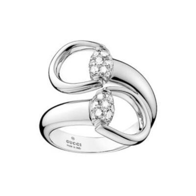 Gucci Gucci horsebit ring