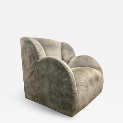 Gufram Ceretti Derossi Rosso Vintage Ceretti DeRossi Rosso Lounge Chair